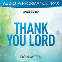 Thank You Lord (Audio Performance Trax)