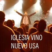 En Vivo Desde La Iglesia Vino Nuevo Usa