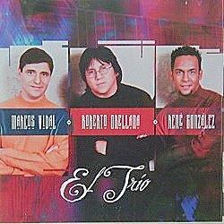 El Trio ( Vidal, Orellana y Rene Gonzales)
