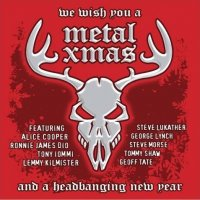 We wish you a metal xmas and headbanging new year